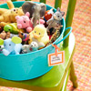 Large Easter Tub