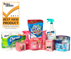 Best New Product Awards 2011: Household Products