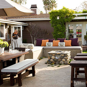 Marvelous Patio Landscaping Ideas
