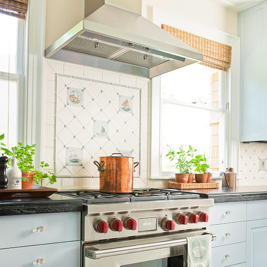 Kitchen Stove Guide
