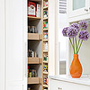Slim & Savvy Small Pantry