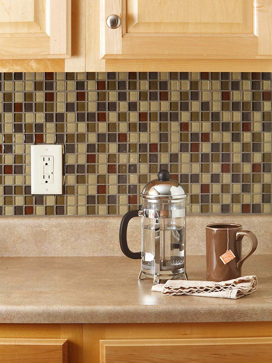 How to Tile Your Backsplash