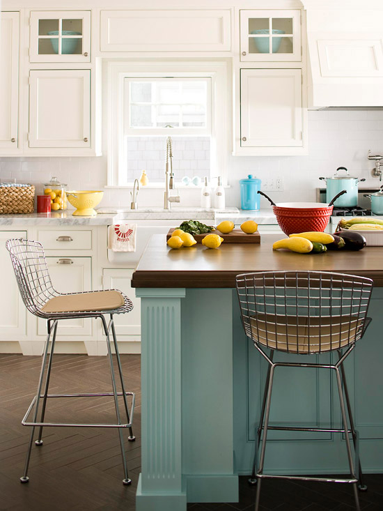 How To Determine Seating For Kitchen Islands