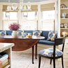 Space-Saving Banquette