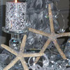 Starfish Christmas Mantel