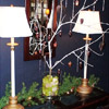 Holiday Decorating with Branch Trees