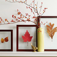 In-a-Wink Fall Decor