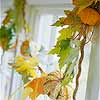 Pumpkin Garland