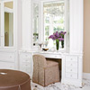 Built-in Dressing Table