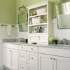 Bathroom Vanity with Traditional Charm