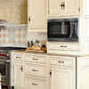 Cabinetry Finishes: Distressed