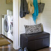 Look, It's a Laundry Nook