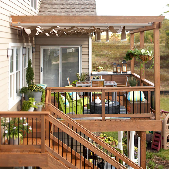 Newest No-Maintenance (or Low-Maintenance) Deck and Patio Materials