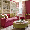 Eye-Catching Color Scheme: Magenta + Apple Green