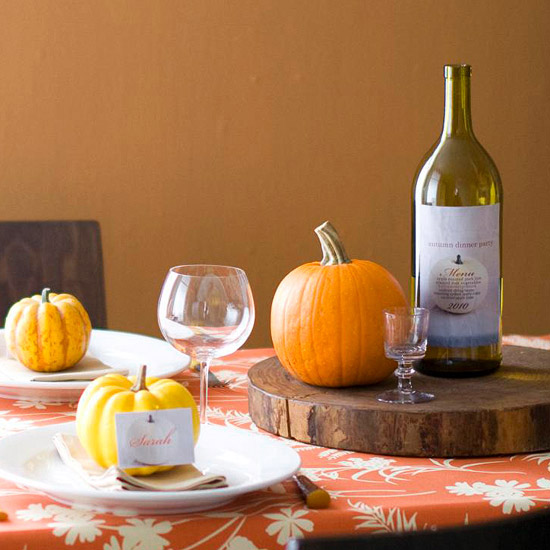 8 Fall Party Projects