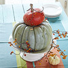 Pretty Pumpkin Centerpiece