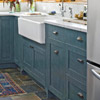 Cabinetry Finishes: Glaze