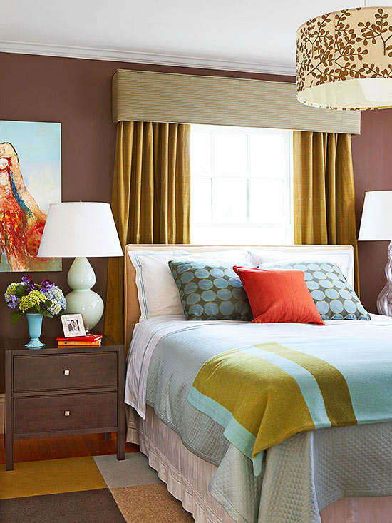 Bedroom Curtains bedroom curtains and drapes : Bedroom Window Treatments