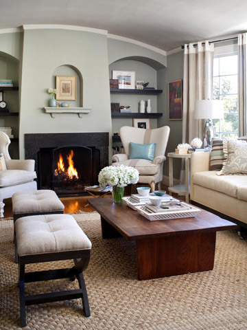 House Tour: Decorating with Neutrals