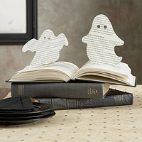Ghoulishly Fun Ghost Crafts