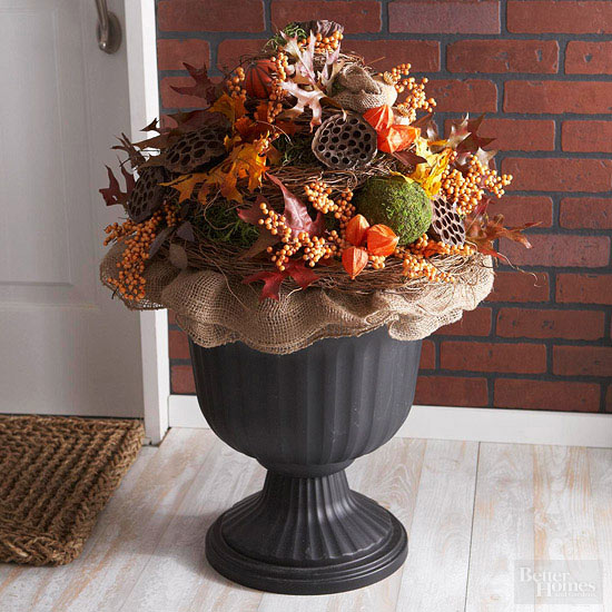 Thanksgiving Outdoor Decorating Ideas