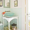 Small-Bath Storage Ideas