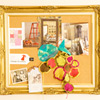 Antique Bulletin Board