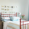 Red Bed Frame