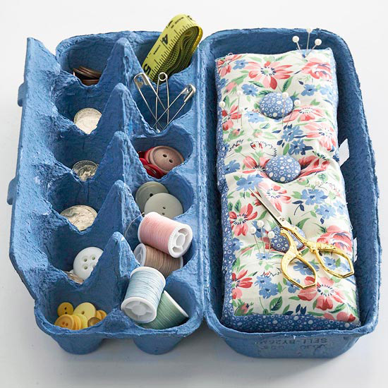 Sewing Organizer Gift Idea for Mom