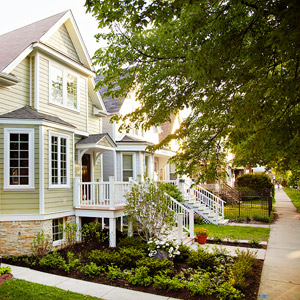 11 Ways to Add Color to Your Home's Exterior