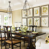 A Lively Dining Room