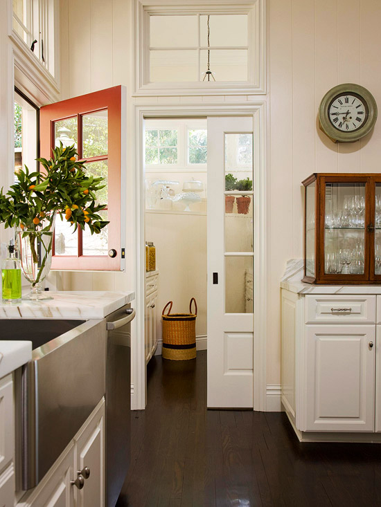 Pocket Doors For Small Spaces