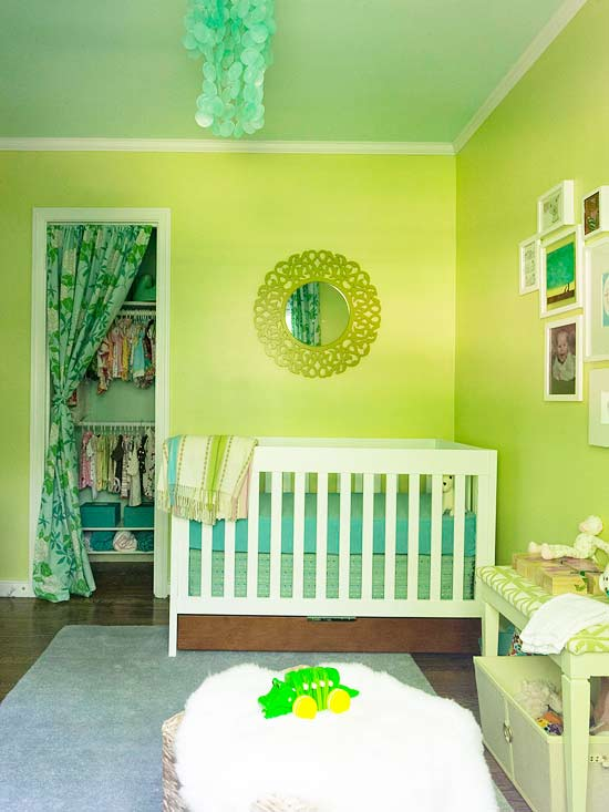 Gender-Neutral Nursery Makeover