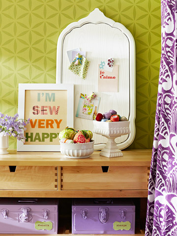 Create a Multi-Tasking Dream Room