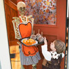 Skeleton Halloween Hostess
