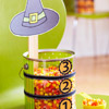 Candy Corn Relay Race Game