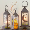 Add Pumpkins Inside a Lantern
