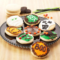 Wicked-Cool Halloween Cookie Decorations