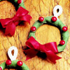Gumdrop Wreath Craft