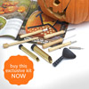 Holiday Must-Have: Making Faces Pumpkin Carving Kit