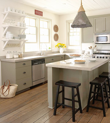All About White Kitchen Countertops