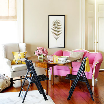 Small-Space Decorating Picks