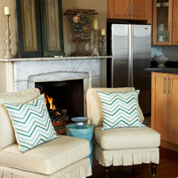 Cozy Fireplace Ideas
