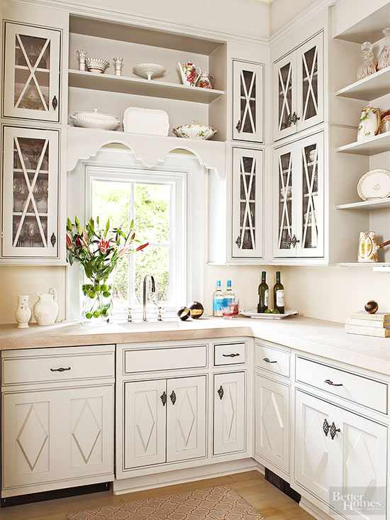 Bhg Kitchen Design Style cabinet hardware for every kitchen style
