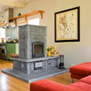 Stand-Alone Fireplace