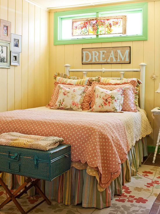 Bedroom Design Ideas Yellow bedroom color ideas: yellow