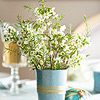 Powder Blue Mini Bouquet Centerpieces