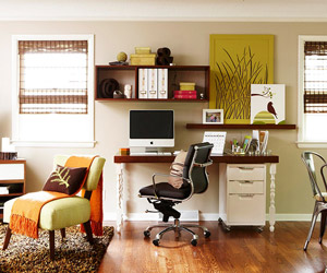 DIY Inspiration: Multitasking Family Room