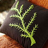 Natural Throw Pillow