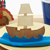 Kids' Table: Mayflower Napkin Clip